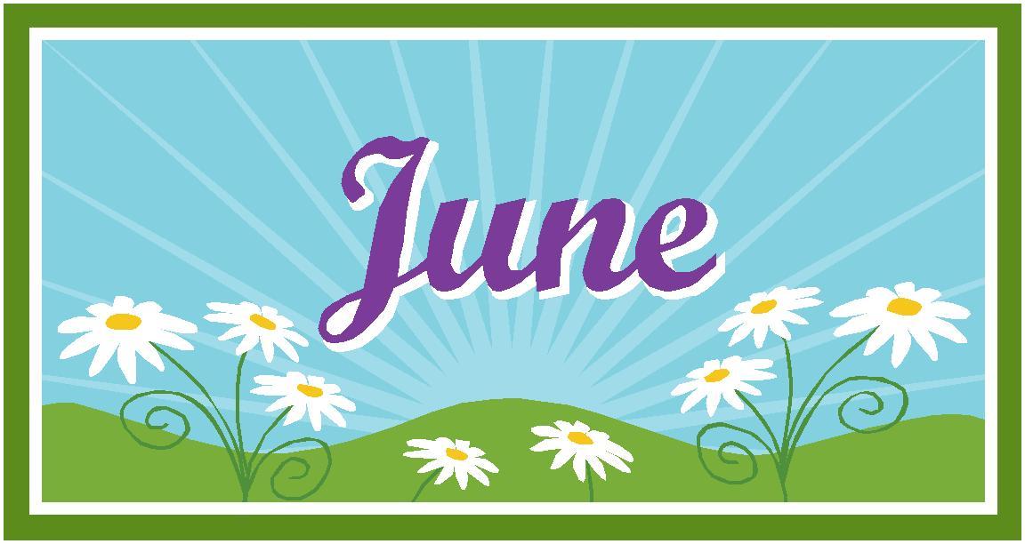 June 4, 2013 Jessica Monthly Newsletter